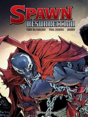 cover image of Spawn Resurrección