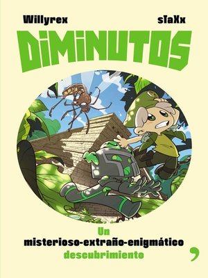cover image of Diminutos 2