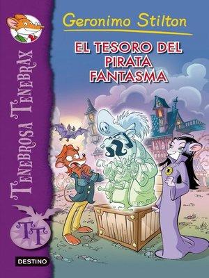 cover image of El tesoro del pirata fantasma