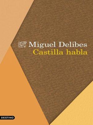cover image of Castilla habla