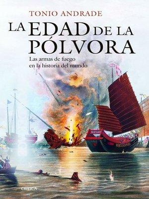 cover image of La edad de la pólvora