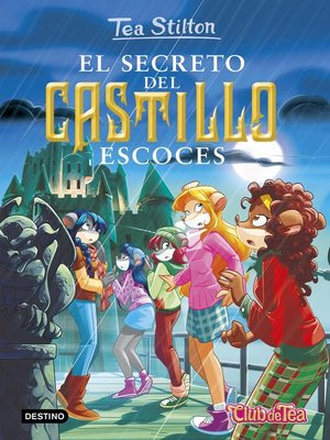 cover image of El secreto del castillo escocés