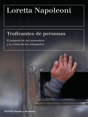 cover image of Traficantes de personas