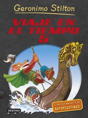 cover image of Viaje en el tiempo 5