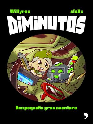 cover image of Diminutos