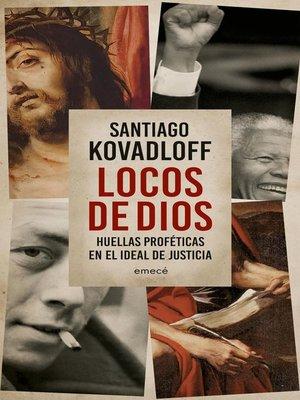 cover image of Locos de dios