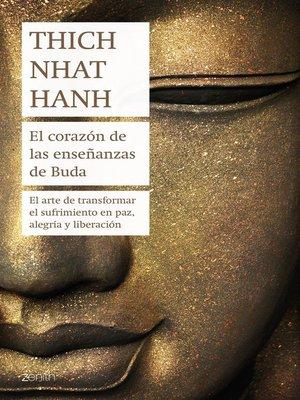 cover image of El corazón de las enseñanzas de Buda