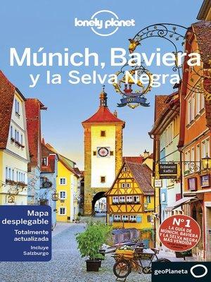 cover image of Múnich, Baviera y la Selva Negra 3