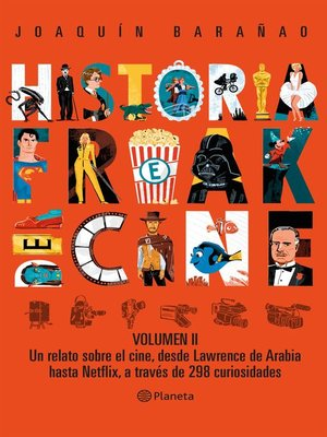 cover image of Historia Freak del Cine. Volumen II