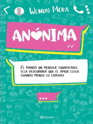 cover image of Anónima
