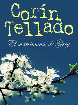 cover image of El matrimonio de Grey