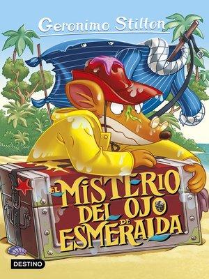 cover image of El misterio del ojo de esmeralda