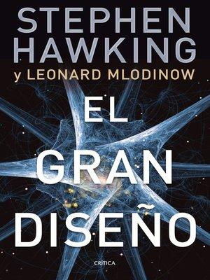 cover image of El gran diseño