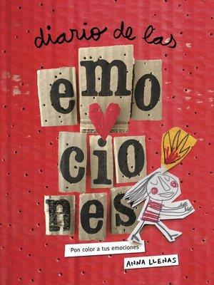 cover image of Diario de las emociones (Edición especial tabletas)