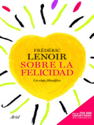 cover image of Sobre la felicidad