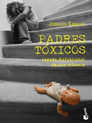 cover image of Padres tóxicos