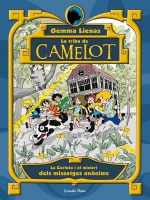 cover image of La Carlota i el misteri dels missatges anònims