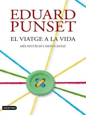 cover image of El viatge a la vida