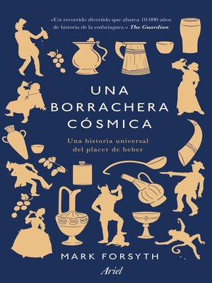 cover image of Una borrachera cósmica