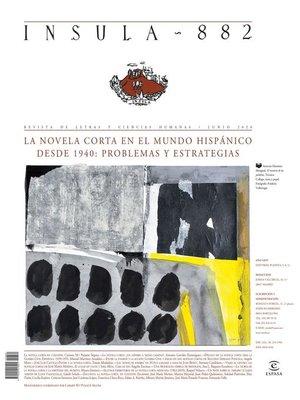 cover image of La novela corta en el mundo hispánico desde 1940