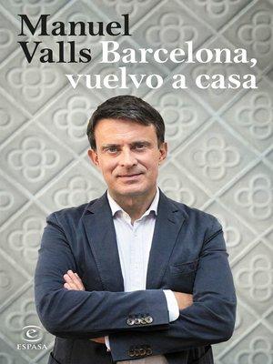 cover image of Barcelona, vuelvo a casa
