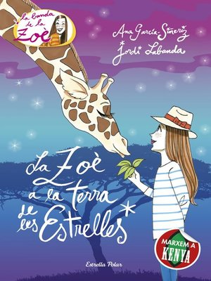 cover image of La Zoè a la terra de les estrelles