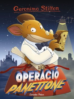 cover image of Operació Panettone