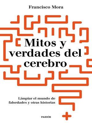 cover image of Mitos y verdades del cerebro
