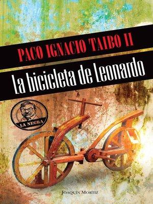 cover image of La bicicleta de Leonardo