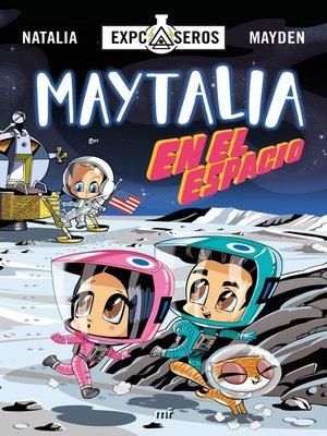 cover image of Maytalia en el espacio