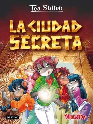 cover image of La ciudad secreta