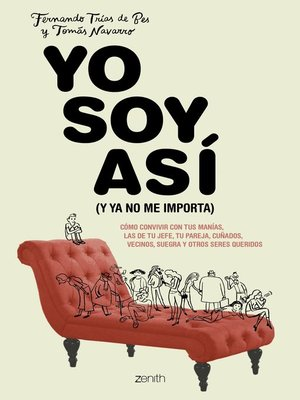 cover image of Yo soy así (y ya no me importa)