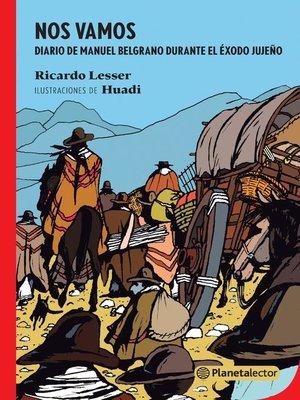 cover image of Nos vamos
