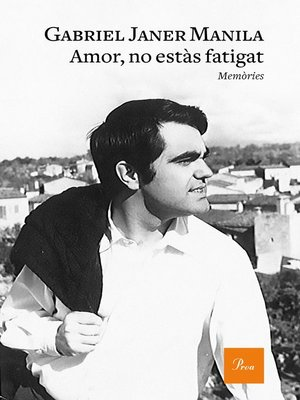 cover image of Amor, no estàs fatigat