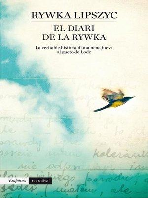 cover image of El diari de la Rywka