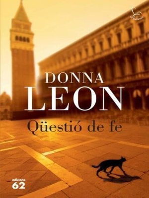 cover image of Qüestió de fe