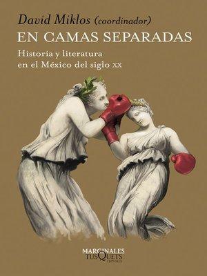 cover image of En camas separadas