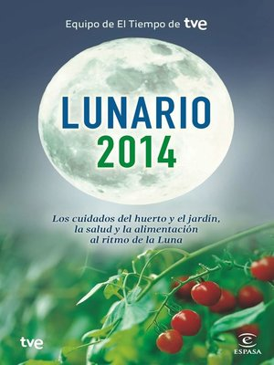 cover image of Lunario 2014