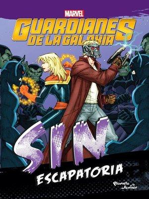 cover image of Guardianes de la galaxia