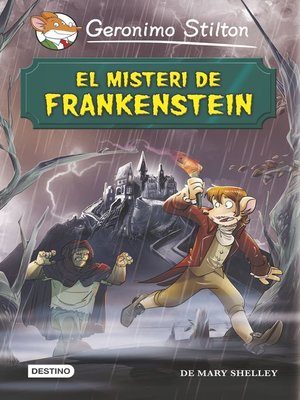 cover image of El misteri de Frankenstein