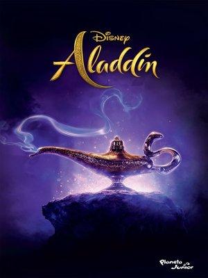 cover image of Aladdin. La novela