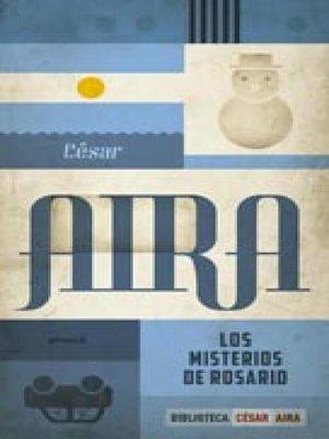 cover image of Los misterios de Rosario
