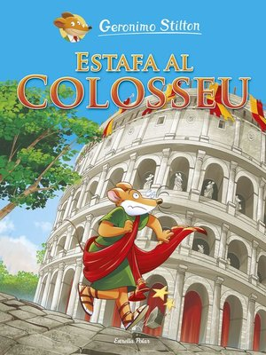 cover image of Estafa al Colosseu