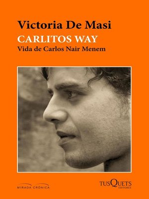 cover image of Carlitos Way
