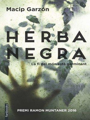 cover image of Herba Negra
