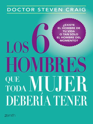 cover image of Los 6 hombres que toda mujer debería tener