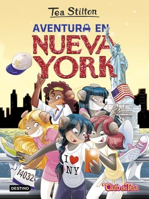 cover image of Aventura en Nueva York