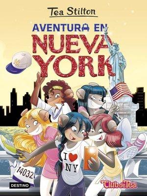 cover image of Aventura en Nueva York