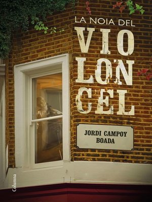 cover image of La noia del violoncel