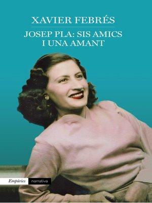 cover image of Josep Pla